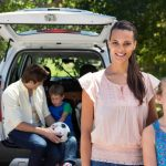viajar de carro com familia